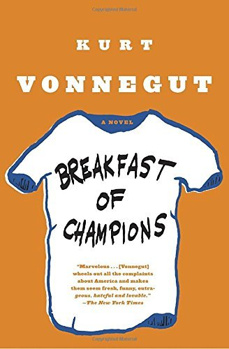 Kurt Vonnegut Breakfast Of Champions