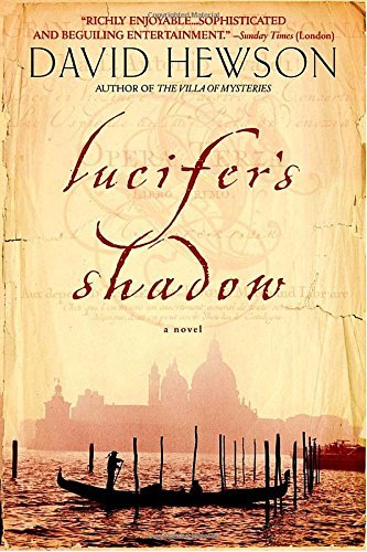 David Hewson Lucifer's Shadow