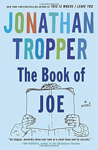 Jonathan Tropper The Book Of Joe