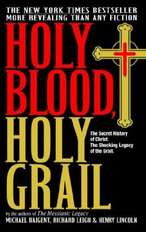 Michael Baigent Holy Blood Holy Grail