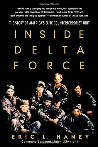 Eric Haney Inside Delta Force The Story Of America's Elite Counterterrorist Uni