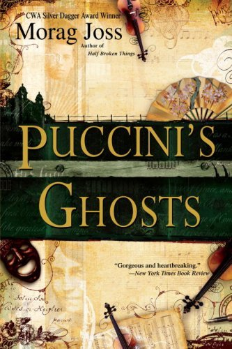 Joss Morag Puccini's Ghosts
