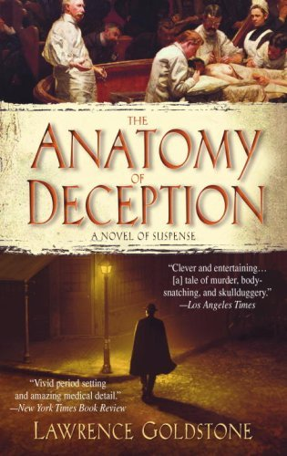 Lawrence Goldstone The Anatomy Of Deception