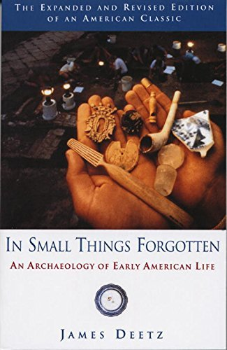 J. Deetz In Small Things Forgotten Revised