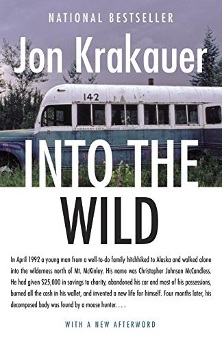 Jon Krakauer Into The Wild