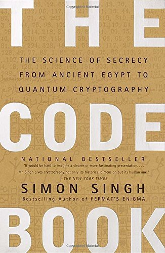 Simon Singh The Code Book Science Of Secrecy From Ancient Egypt To Quantum