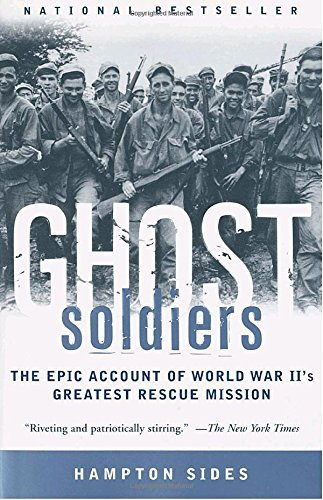 Hampton Sides Ghost Soldiers The Epic Account Of World War Ii's Greatest Rescu