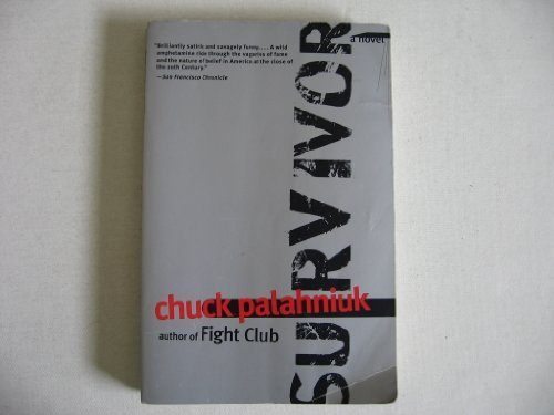Chuck Palahniuk Survivor A Novel