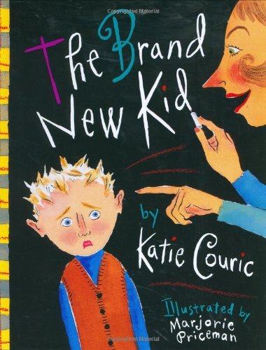 Katherine Couric The Brand New Kid