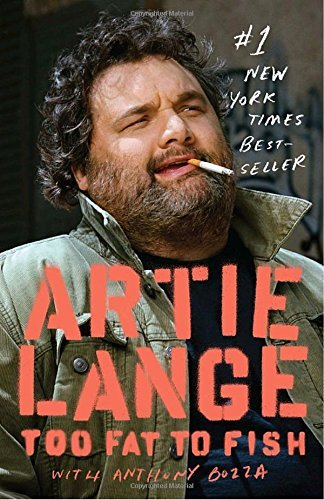 Artie Lange Too Fat To Fish