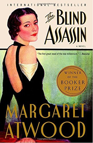 Atwood Margaret Blind Assassin The