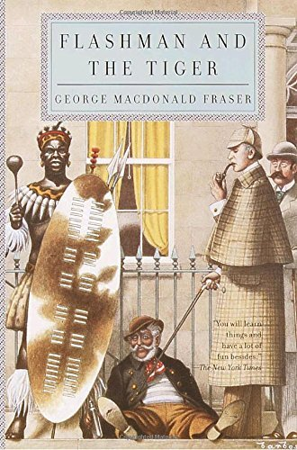 George Macdonald Fraser Flashman And The Tiger