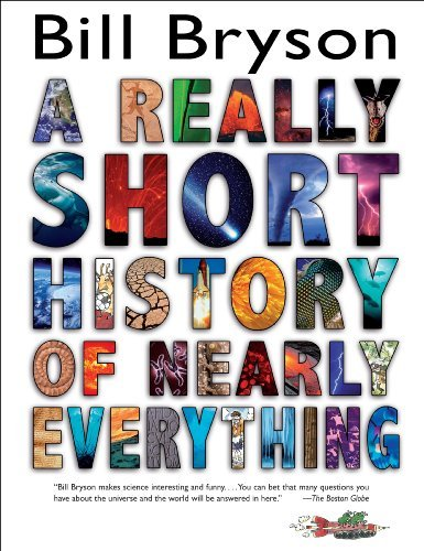 Bill Bryson A Really Short History Of Nearly Everything