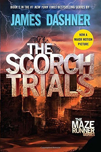 James Dashner The Scorch Trials