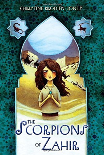 Christine Brodien Jones The Scorpions Of Zahir