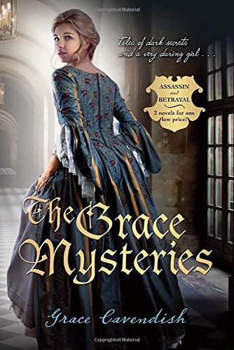 Grace Cavendish The Grace Mysteries Assassin & Betrayal
