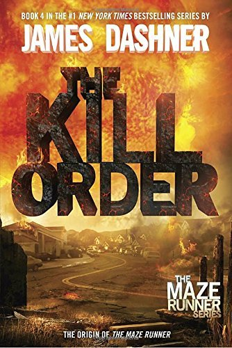 James Dashner The Kill Order