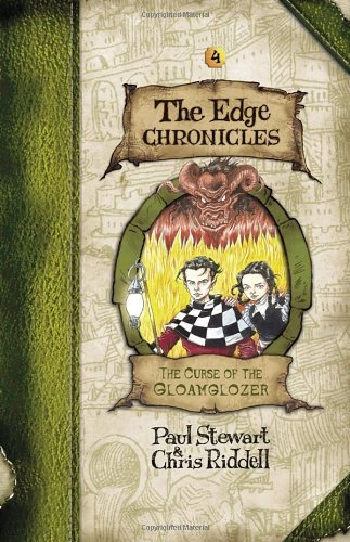 Paul Stewart Curse Of The Gloamglozer The