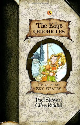 Paul Stewart The Last Of The Sky Pirates