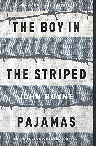 John Boyne The Boy In The Striped Pajamas