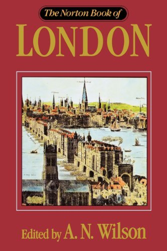 A. N. Wilson Norton Book Of London