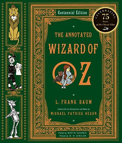 L. Frank Baum The Annotated Wizard Of Oz