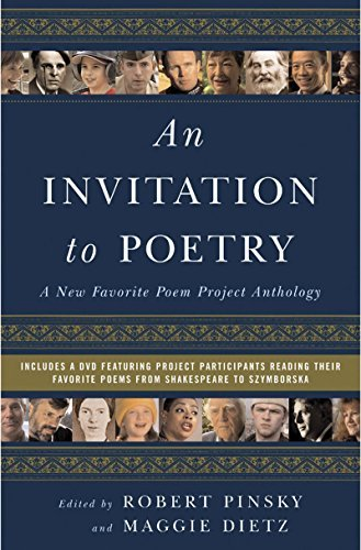Maggie Dietz An Invitation To Poetry A New Favorite Poem Project Anthology