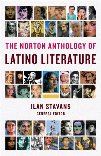 Ilan Stavans The Norton Anthology Of Latino Literature