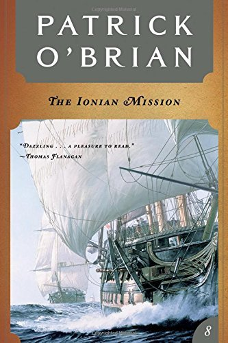 Patrick O'brian The Ionian Mission