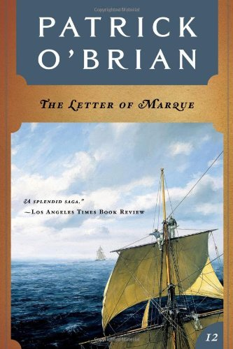 Patrick O'brian The Letter Of Marque
