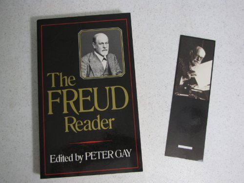 Sigmund Freud The Freud Reader The Freud Reader