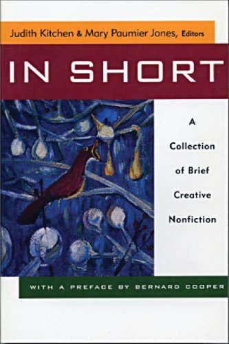 Mary Paumier Jones In Short In Short In Short A Collection Of Brief Creative Nonfiction A Colle