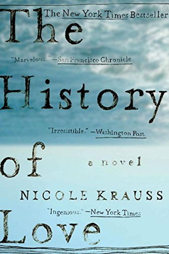 Nicole Krauss The History Of Love