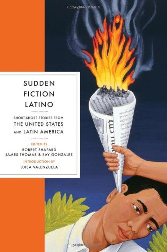 Robert Shapard Sudden Fiction Latino Short Short Stories From The United States And La