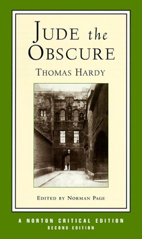 Thomas Hardy Jude The Obscure 0002 Edition;