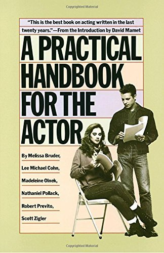 Melissa Bruder A Practical Handbook For The Actor