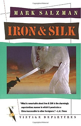Mark Salzman Iron & Silk