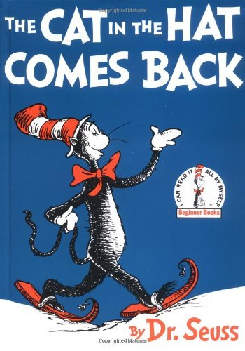 Seuss The Cat In The Hat Comes Back!