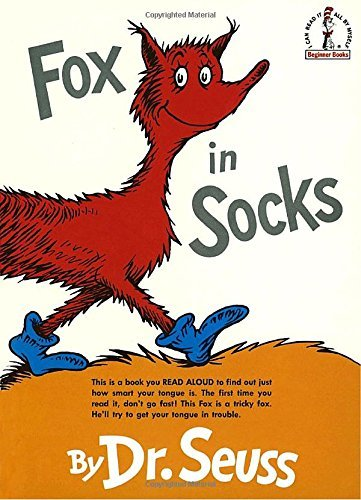 Seuss Fox In Socks