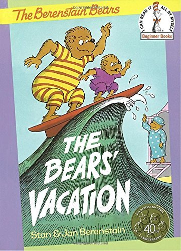 Stan Berenstain The Bears' Vacation