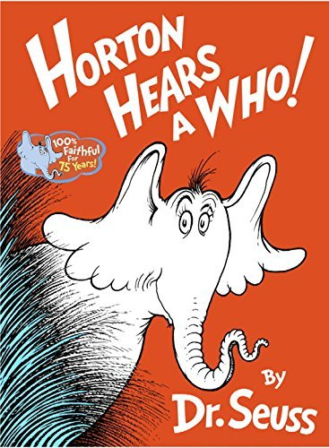 Seuss Horton Hears A Who!