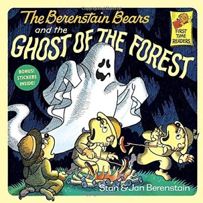 Stan Berenstain Berenstain The Berenstain Bears And The Ghost Of The Forest