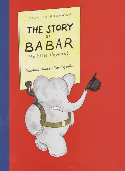 Jean De Brunhoff The Story Of Babar The Little Elephant