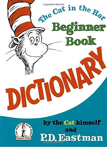 P. D. Eastman The Cat In The Hat Beginner Book Dictionary