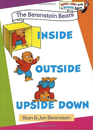 Stan Berenstain Berenstain Inside Outside Upside Down