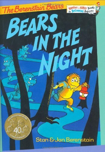 Stan Berenstain Bears In The Night