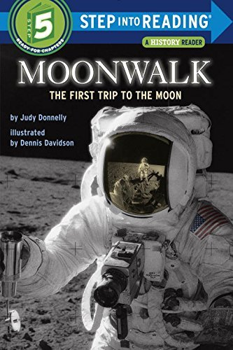 Judy Donnelly Moonwalk The First Trip To The Moon