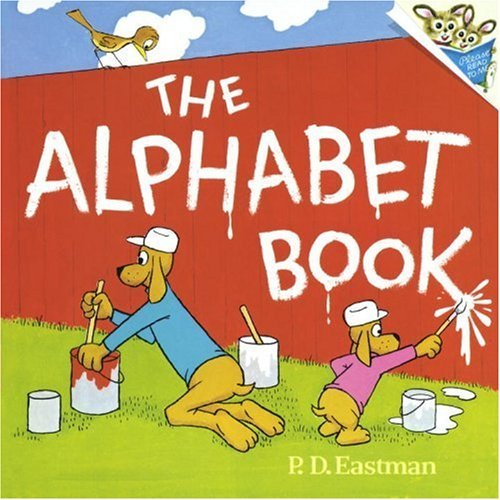 P. D. Eastman The Alphabet Book