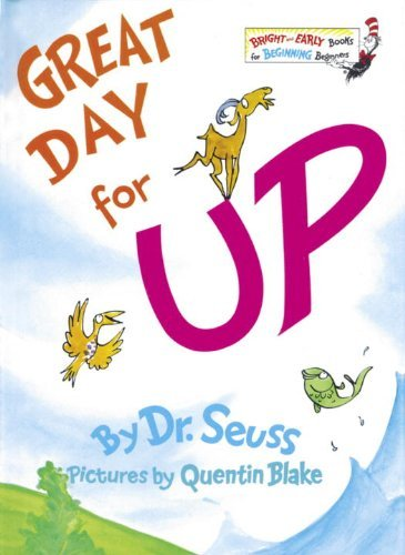 Dr Seuss Great Day For Up!