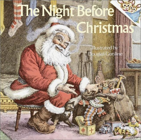 Clement C. Moore The Night Before Christmas Abridged